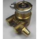 Brass Mini Pump 150 l/h with Balanced Bypass