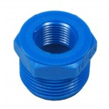 "3/4"" BSP Male x 3/8"" BSP Female Reducing Bush - Nylon"