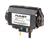 "Flojet Pump - T5000 Series Pump - T5000-130 (1/4"" Barb Out + 1/4"" Brass NVR)"