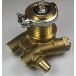 Brass Pump 300L/H-Balanced By Pass & Filter