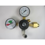 CO2 regulator c/w 3/8