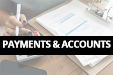 Payments and Accounts