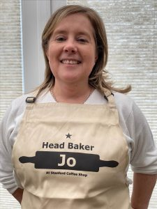 Jo is leaving Abbeychart after almost 29 years!